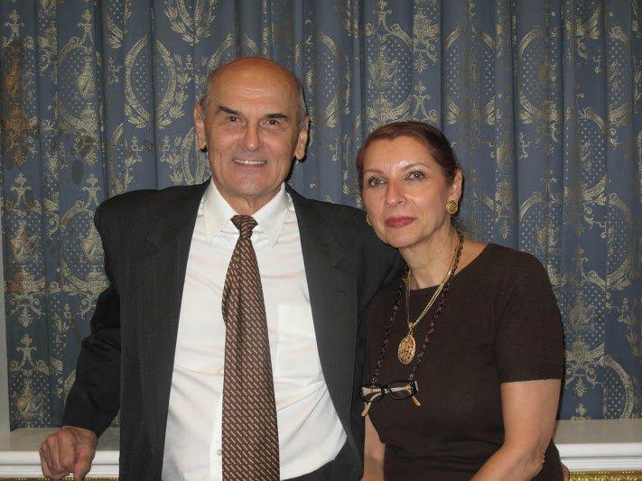 Eva i Radek 2012