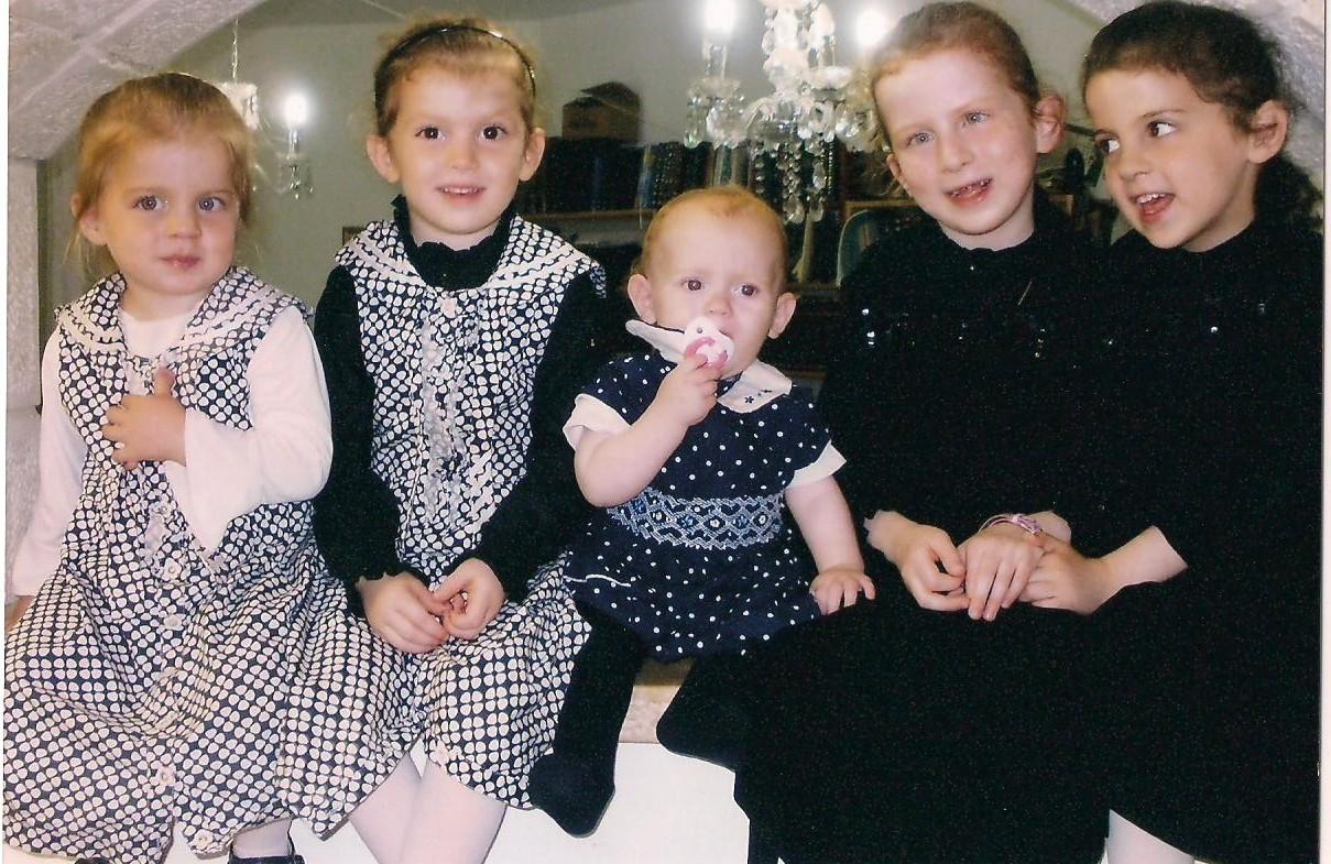 Zosia Braun Wnuczki 1