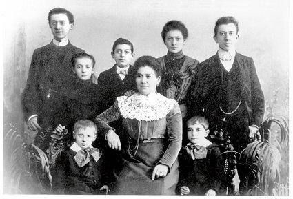 rodzina frommuw