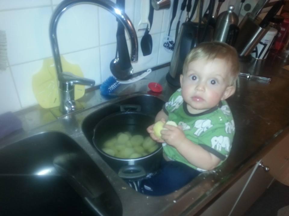 jona i ziemniaki