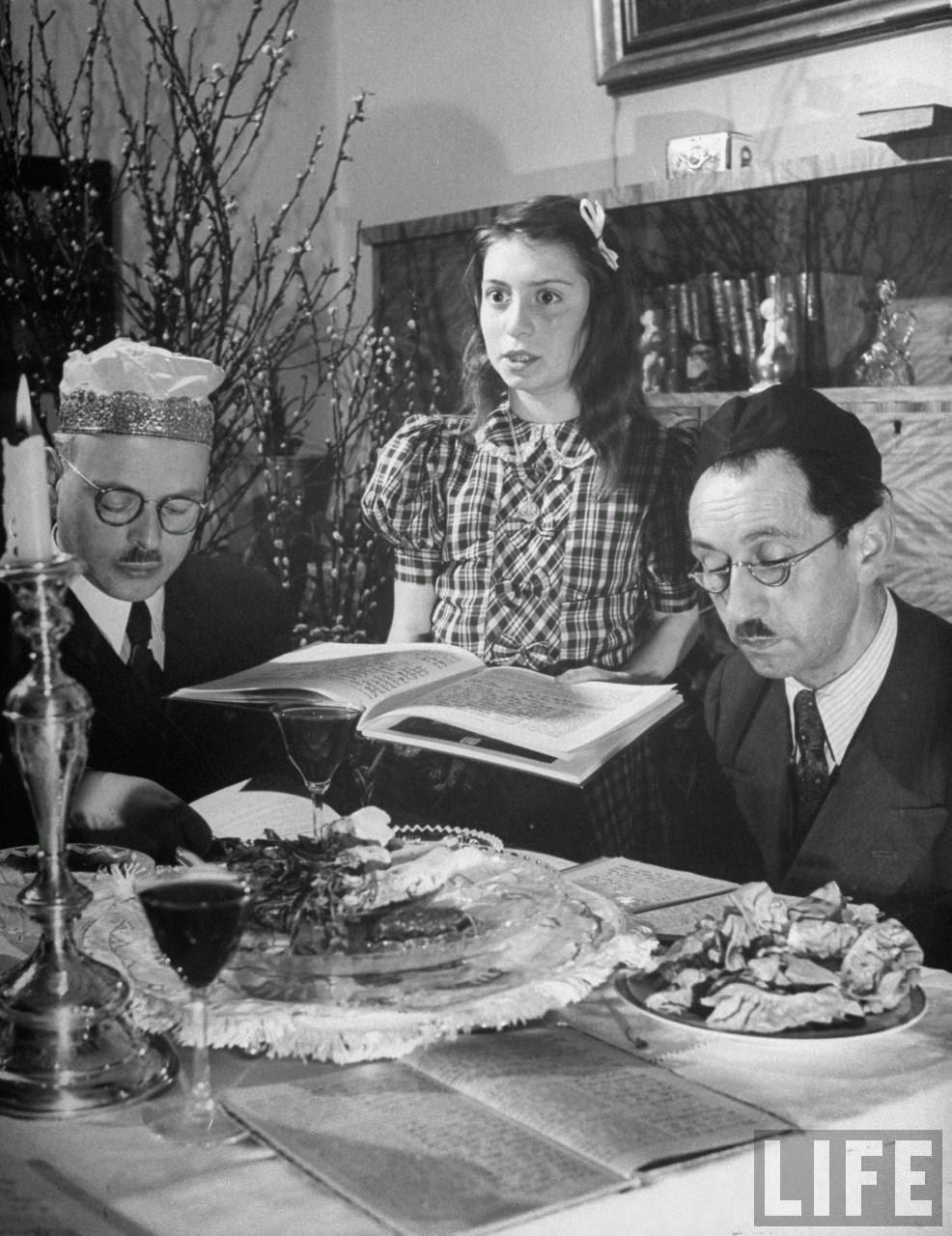 Passover in Berlin, 1945 (1)