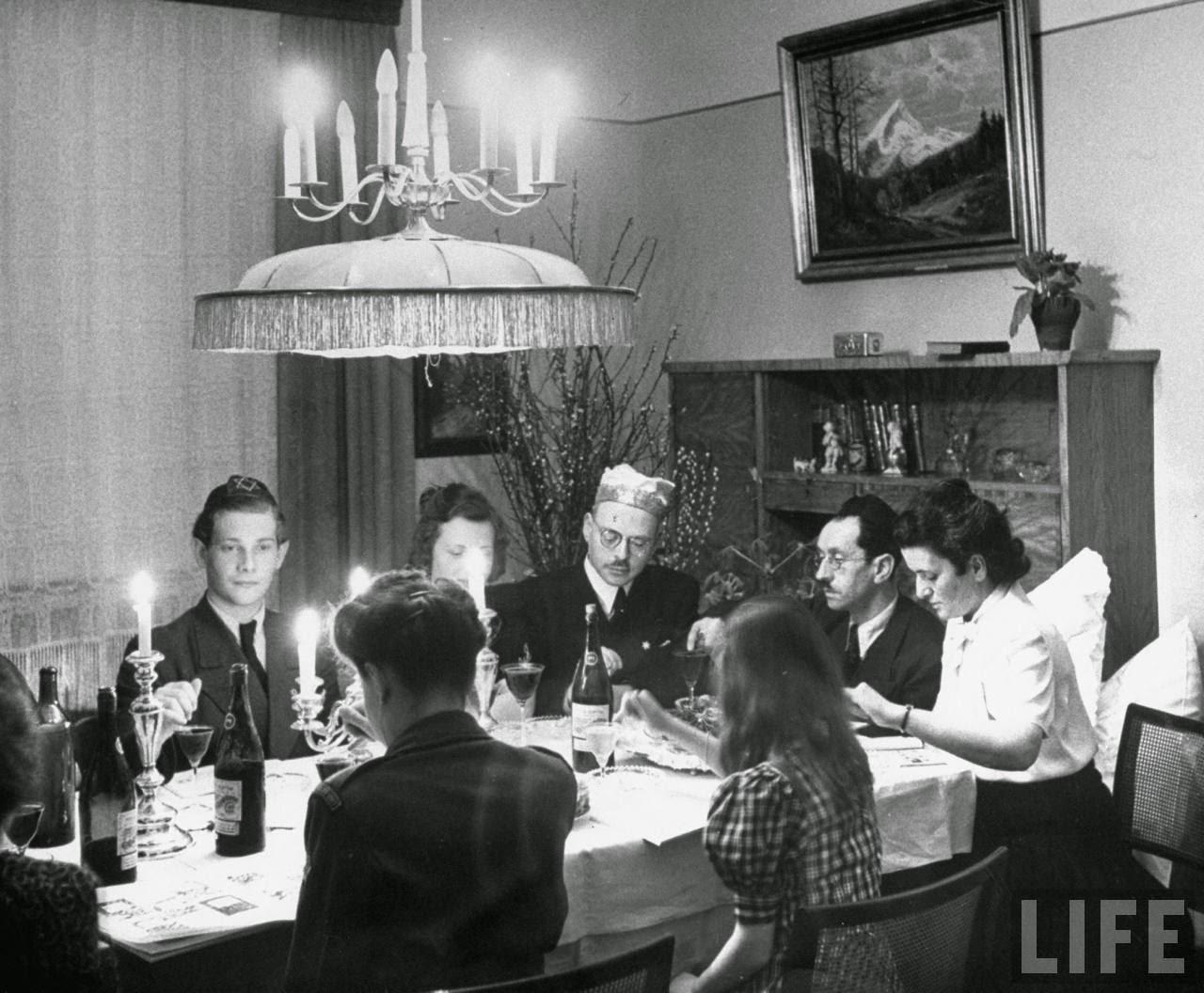Passover in Berlin, 1945 (4)