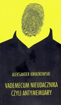Olek kwiatkowski nowa ksiazka 2015