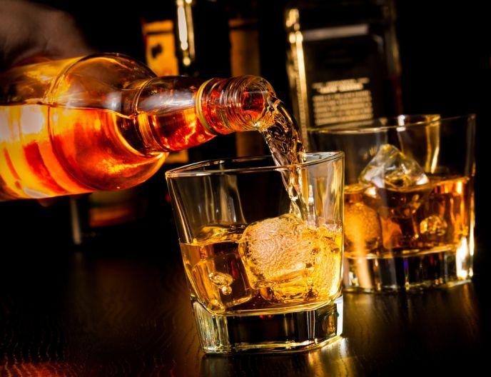 whisky wfrån Izrael