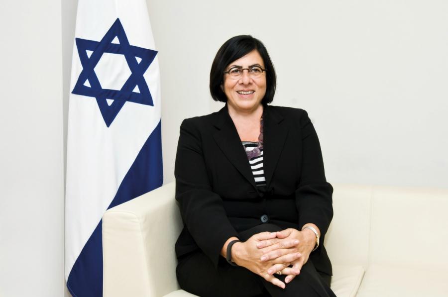 anna azari ambasador izraela w polsce